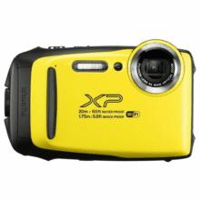 FinePix XP130 Special Edition SD Card/Float Strap/Rein.doekje, Geel