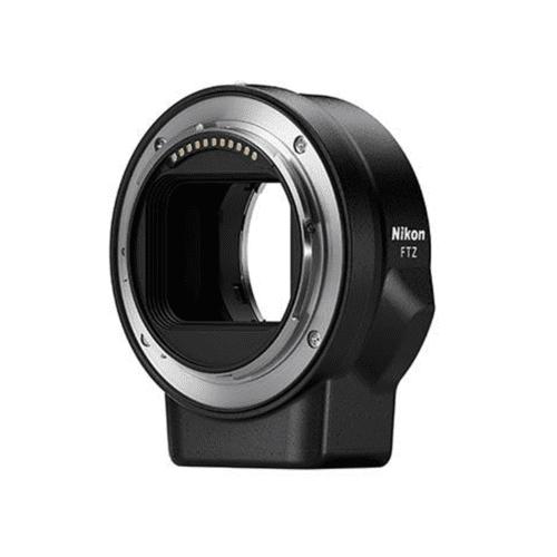 Z50 body zwart + 16-50mm F/3.5-6.3 VR + FTZ adapter
