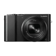 Panasonic - Lumix DMC-TZ100 zwart