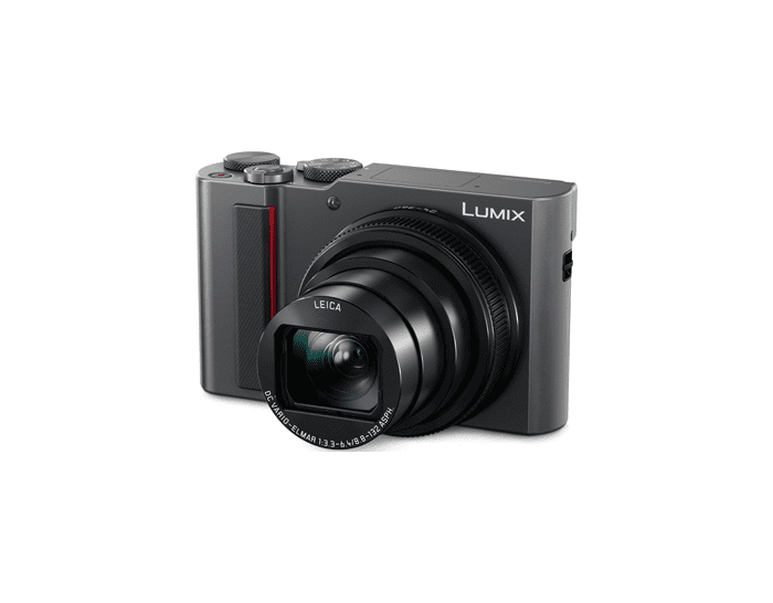 Panasonic - Lumix DC-TZ200 zilver