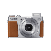 Canon - Powershot G9X Mark II zilver