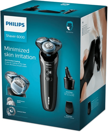 Philips - S6680/26 Wet and Dry