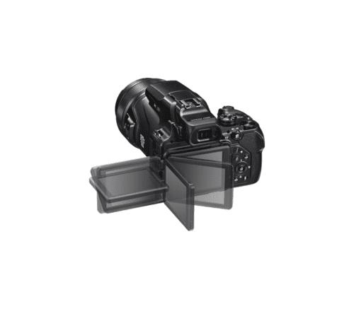 Nikon - Coolpix P1000 zwart