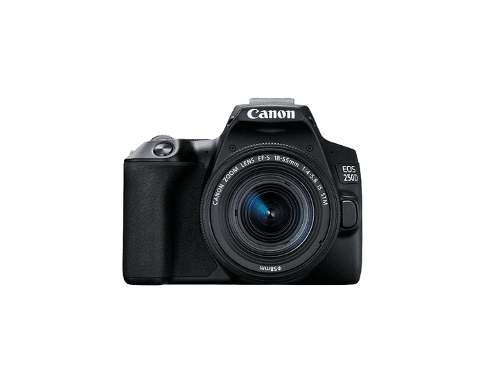Canon - EOS 250D+EF-S 18-55 mm IS