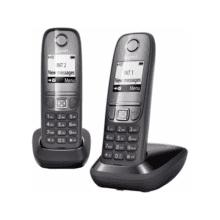 Siemens - Gigaset A475 Duo zwart