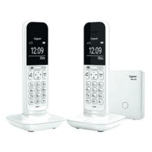 Siemens - Gigaset CL390R Duo Dect wit