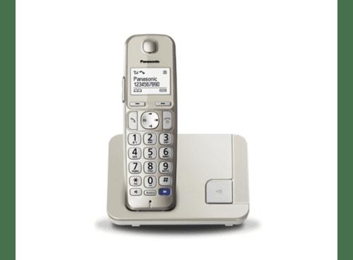 Panasonic - KX-TGE210 Dect telefoon