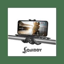 Celly - Squiddy Ministatief voor Smartphones - zwart