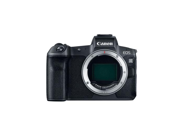 Canon - EOS R Body