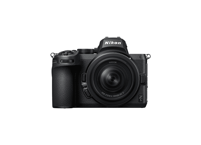 Nikon - Z5 + Nikkor Z 24-50mm f/4-6.3