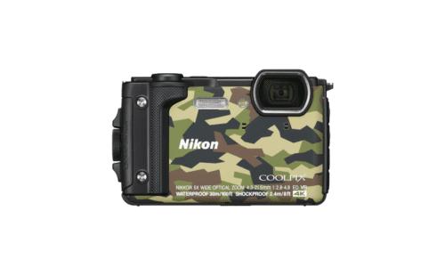 Nikon - Coolpix W300 Camouflage