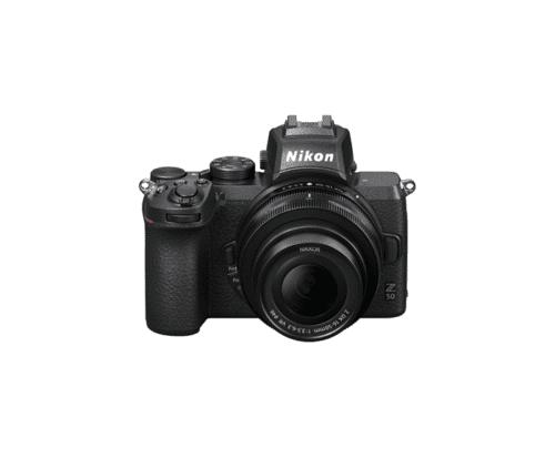 Nikon - Z50 body zwart + Nikkor Z DX 16-50mm F/3.5-6.3 VR