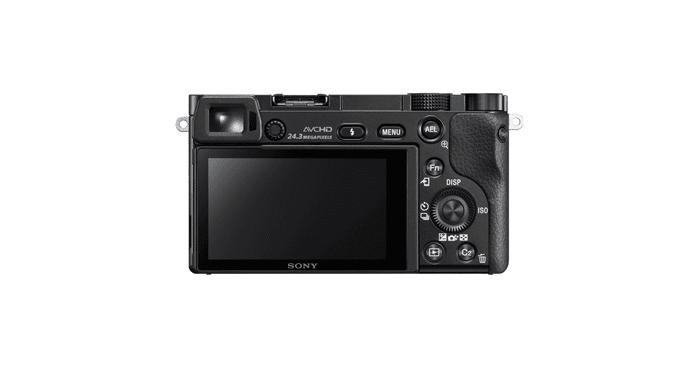 Sony - A6000 zwart + 16-50mm Powerzoom kit