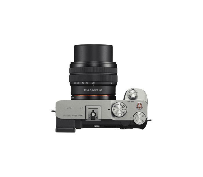 Sony - ILCE7CB + 28-60 mmm