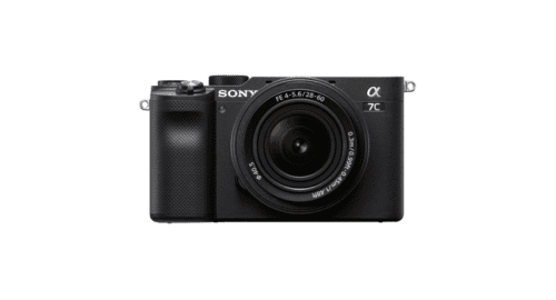 Sony - ILCE7CLB + 28-60mm