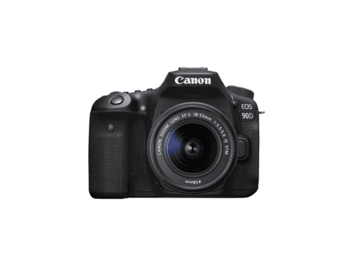 Canon - EOS 90D + EF-S 3,5-5,6/18-55 mm IS