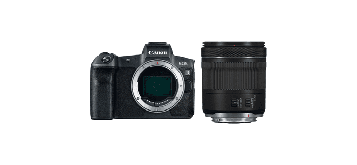 Canon - EOS RP+RF 4,0-7,1/24-105 mm IS STM