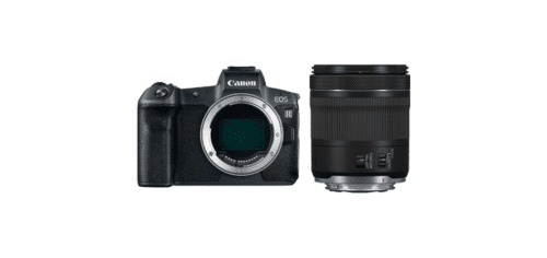Canon - EOS R+RF 4,0-7,1/24-105 mm IS STM